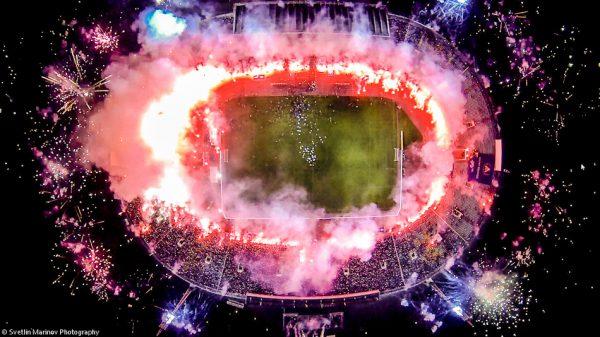Voetbalstadium Sofia