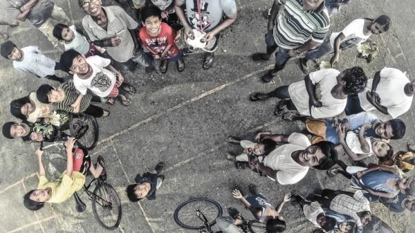 Selfie in Manilla