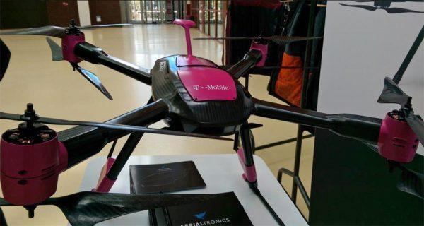 T-Mobile drone