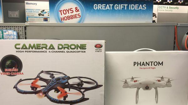 Drones feestdagen
