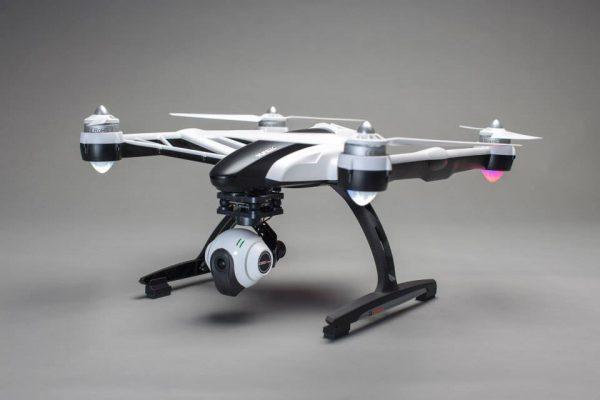 Zeker een wat grotere drone is geen 'speelgoed'
