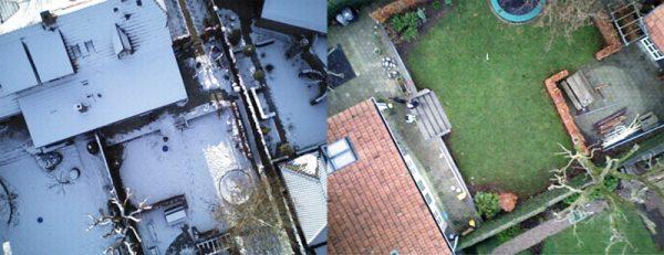 Drone vermist Nuland