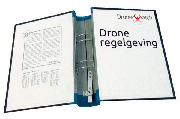 Drone regelgeving