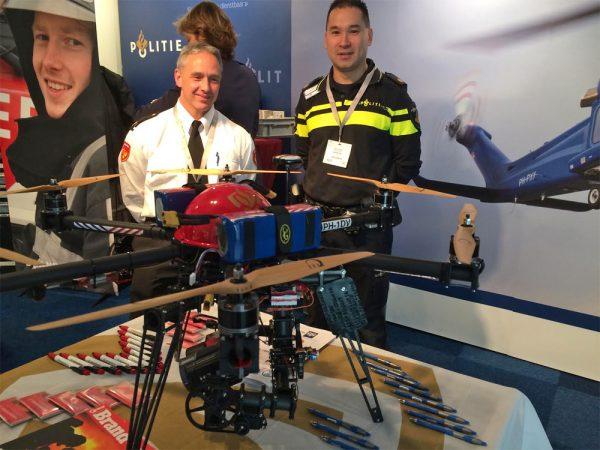Politie en brandweer kunnen per 1 juli met hun drones de lucht in