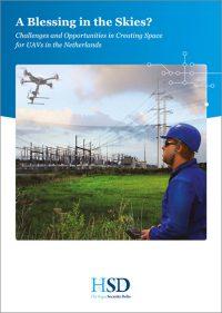 UAV rapport HSD - cover