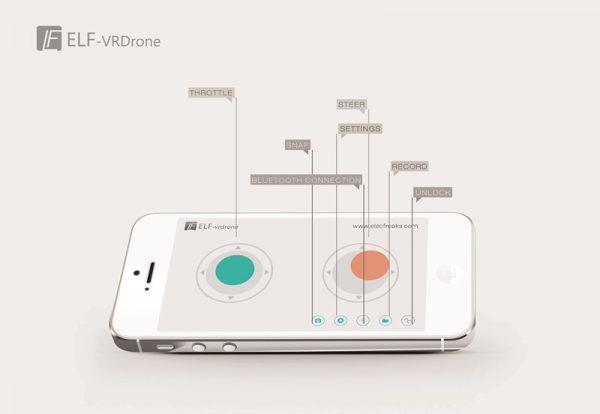 ELF drone app