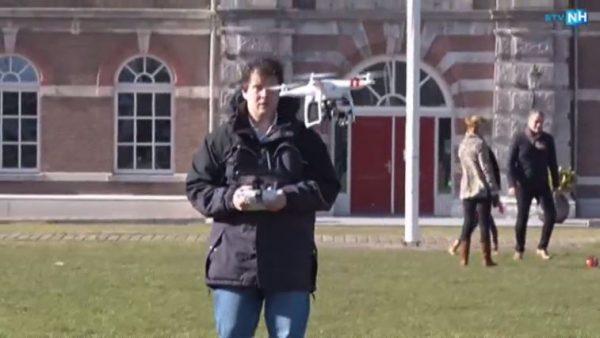 Hobbymatig vliegen met drones: in België voortaan alleen boven privéterrein