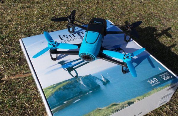 Een cameradrone van nog geen 500 euro