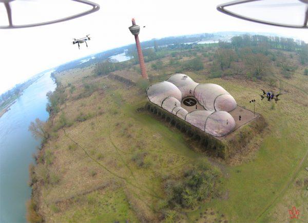 Droneluchthaven Overijssel