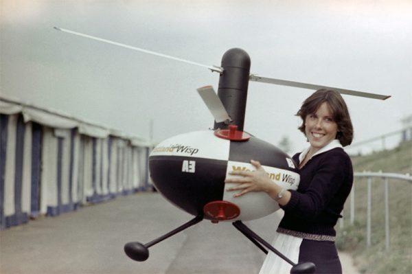De Westland Wisp: een benzine-aangedreven UAV uit 1976