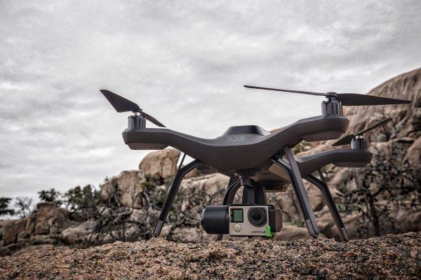 De Solo drone van 3D Robotics