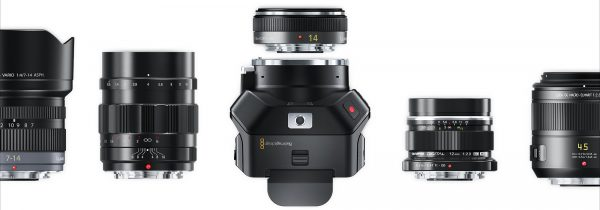 Micro Four Thirds objectieven