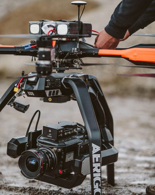 Phantom Flex4K drone