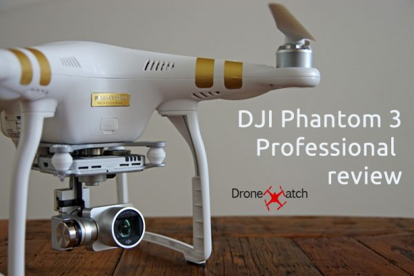 DJI Phantom 3 Professional review