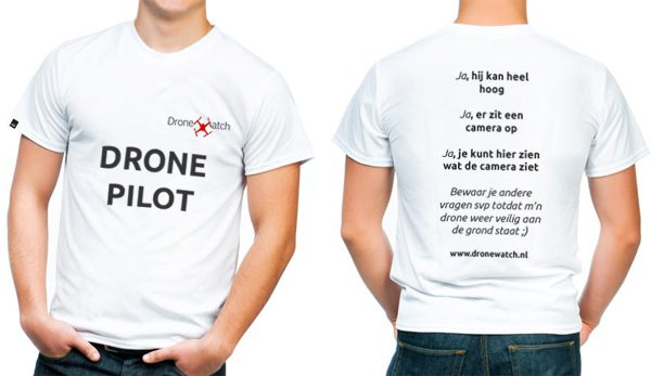 Dronewatch T-shirt