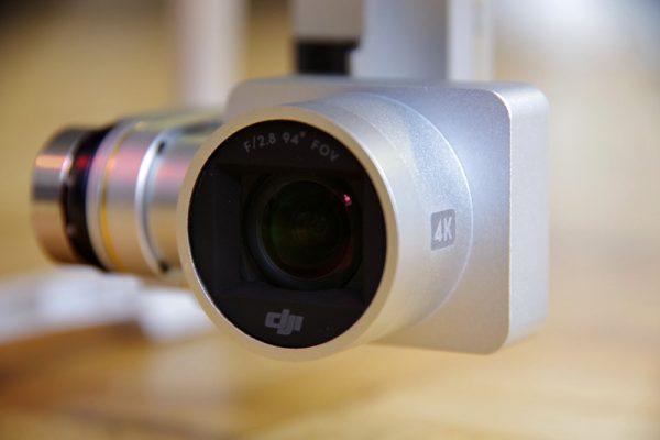 Phantom 3 Professional 4K camera