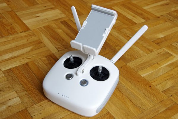 Phantom 3 remote control