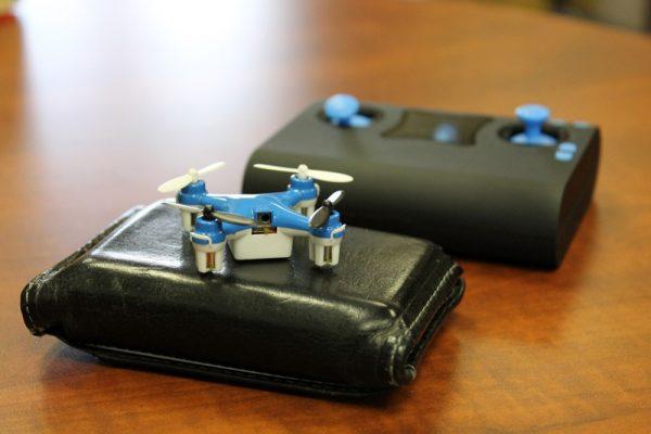 Wallet Drone