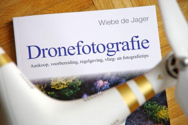Boek dronefotografie