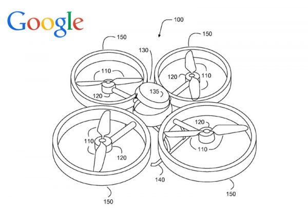 Google ambulance drone