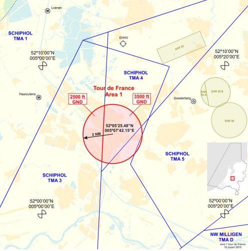 TDF gebied 1