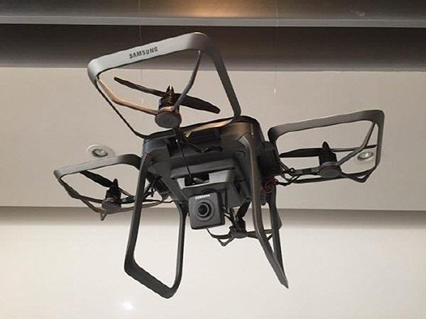 Samsung Cube Copter