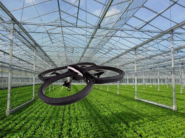 Drone in kas