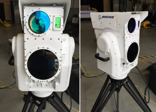 Laserkannon Boeing