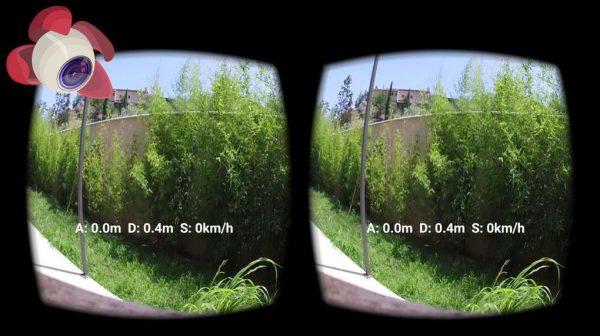 Litchi virtual reality