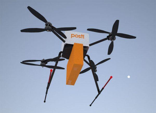 Posti drone