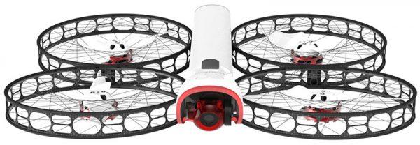 Voorzijde Snap quadcopter