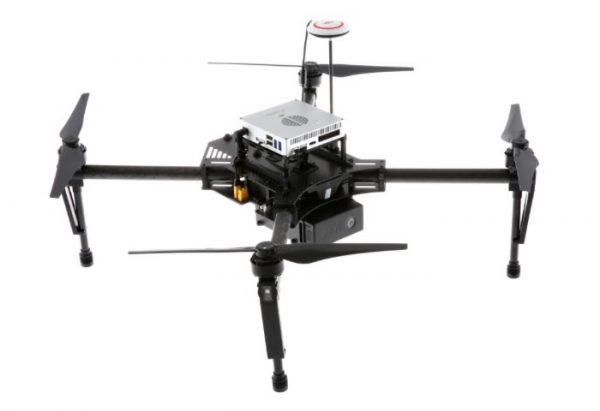 DJI Manifold op Matrice quadcopter