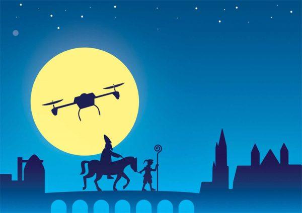 Welke drones zijn leuk om te geven met Sinterklaas?