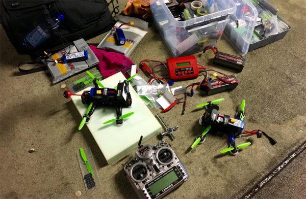 FPV-race-drone-onderdelen