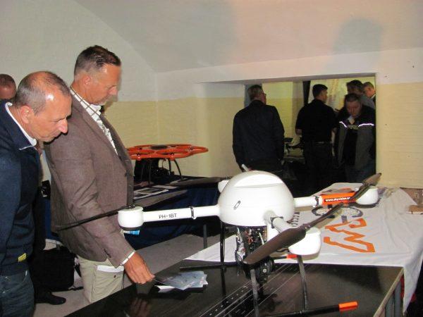 Summer School 'Drones En Zo'. Foto: DARPAS