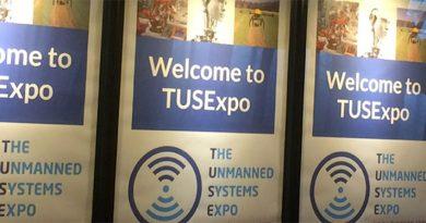 Gratis met Dronewatch naar TUSExpo 2016