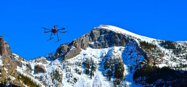 Mountain Drones