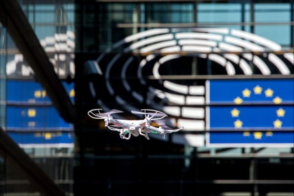 Drone-Europees-Parlement