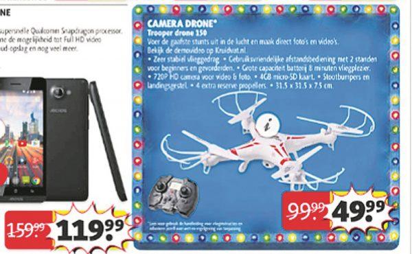 Kruidvat-drone