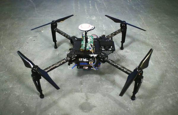 Drone met brandstofcel