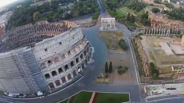 Drone Colosseum