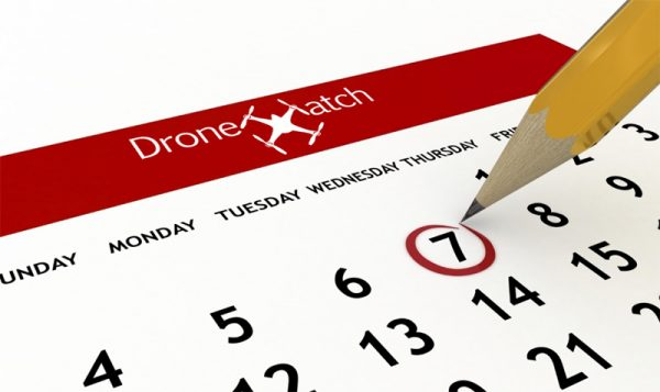 Dronewatch-agenda