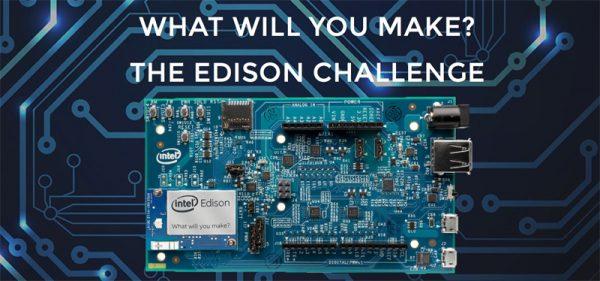 Intel-Edison-challenge