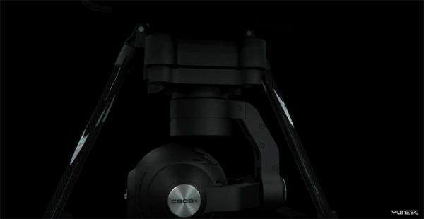 Yuneec-CGO3+-camera