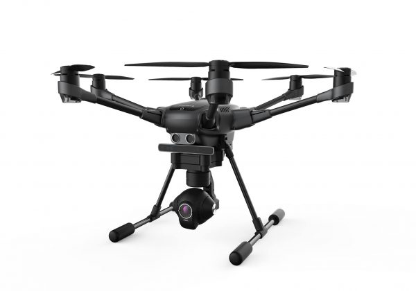 Yuneec Typhoon H front angle
