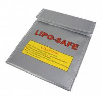 Een LiPo safe bag