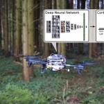 Zwitserse wetenschappers ontwikkelen drone die bospaadjes kan volgen