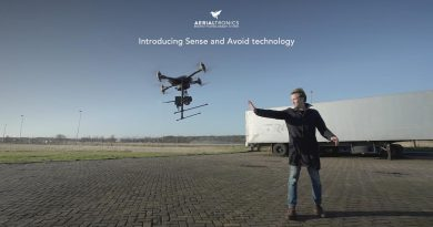 Aerialtronics sense and avoid