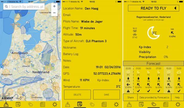 Hover-screenshots
