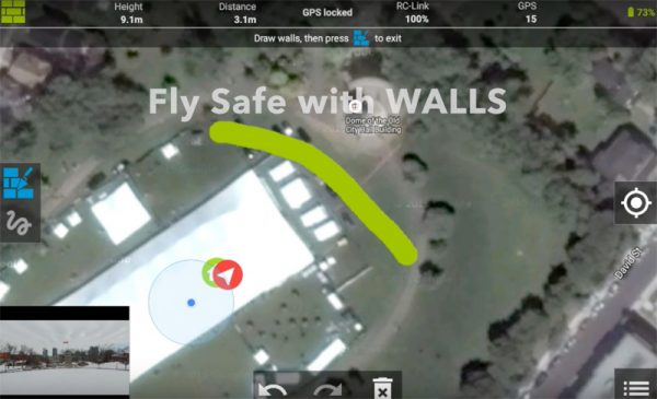 App-Vertical-walls